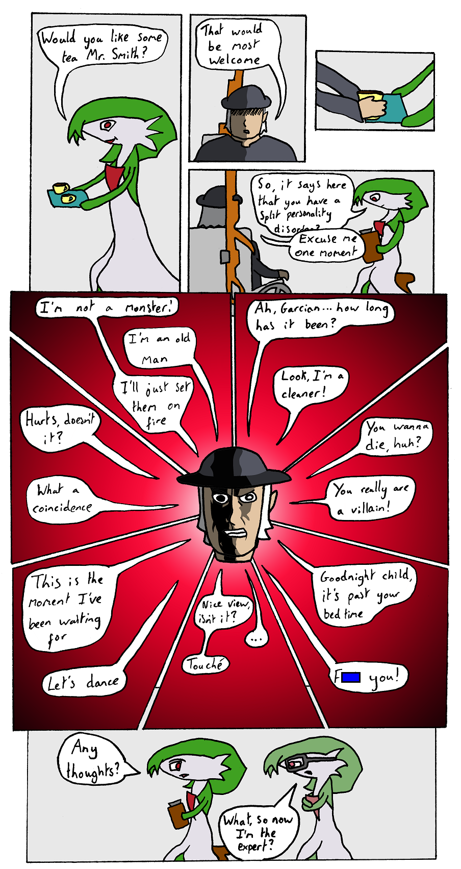 Guest Comic: Comic OR Die