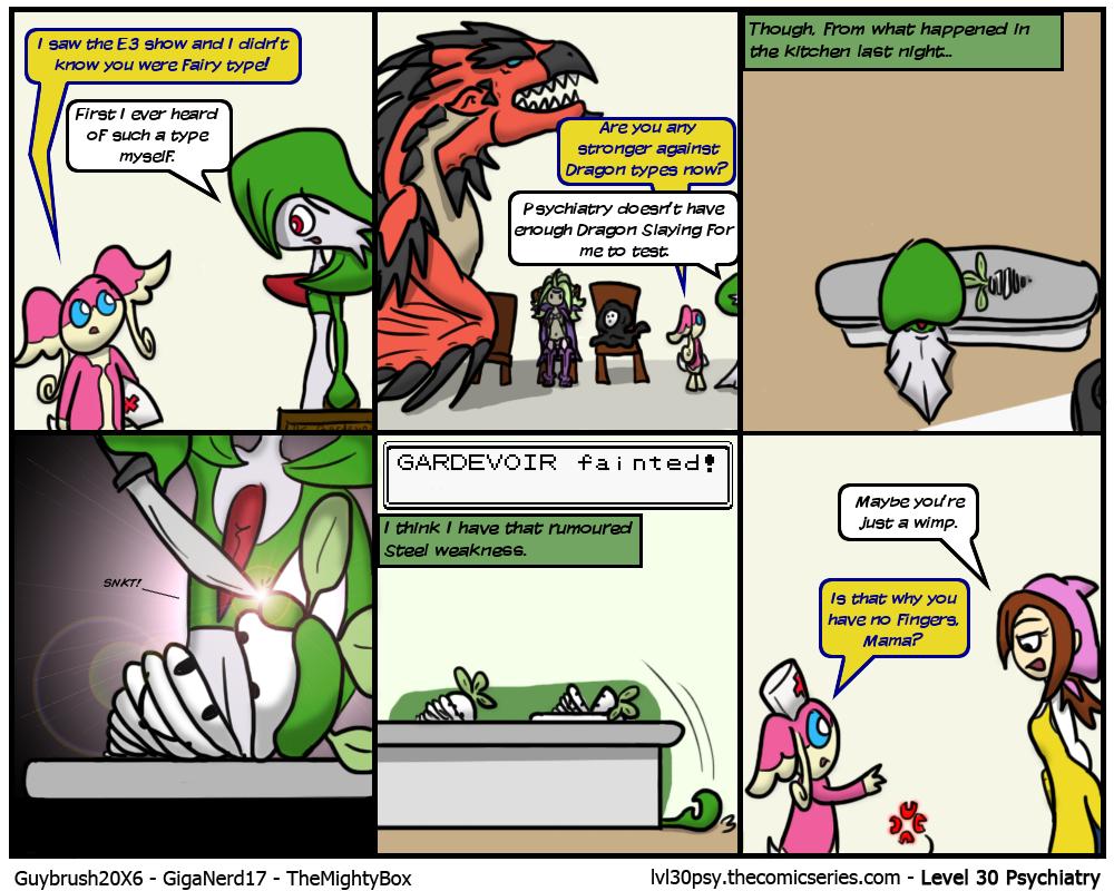 Fairy Fails